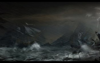Fantasy - Ship Wallpapers and Backgrounds ID : 366425