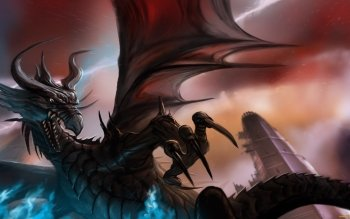 Fantasy - Dragon Wallpapers and Backgrounds ID : 367138