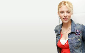 Celebrity - Scarlett Johansson Wallpapers and Backgrounds ID : 367790