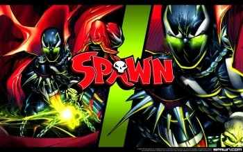 Comics - Spawn Wallpapers and Backgrounds ID : 367975