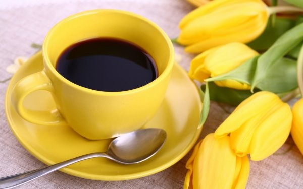 Food Coffee HD Wallpaper   Background Image