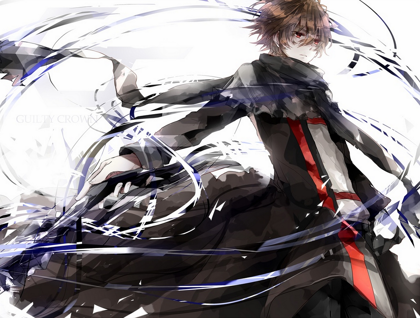 253 Guilty Crown HD Wallpapers