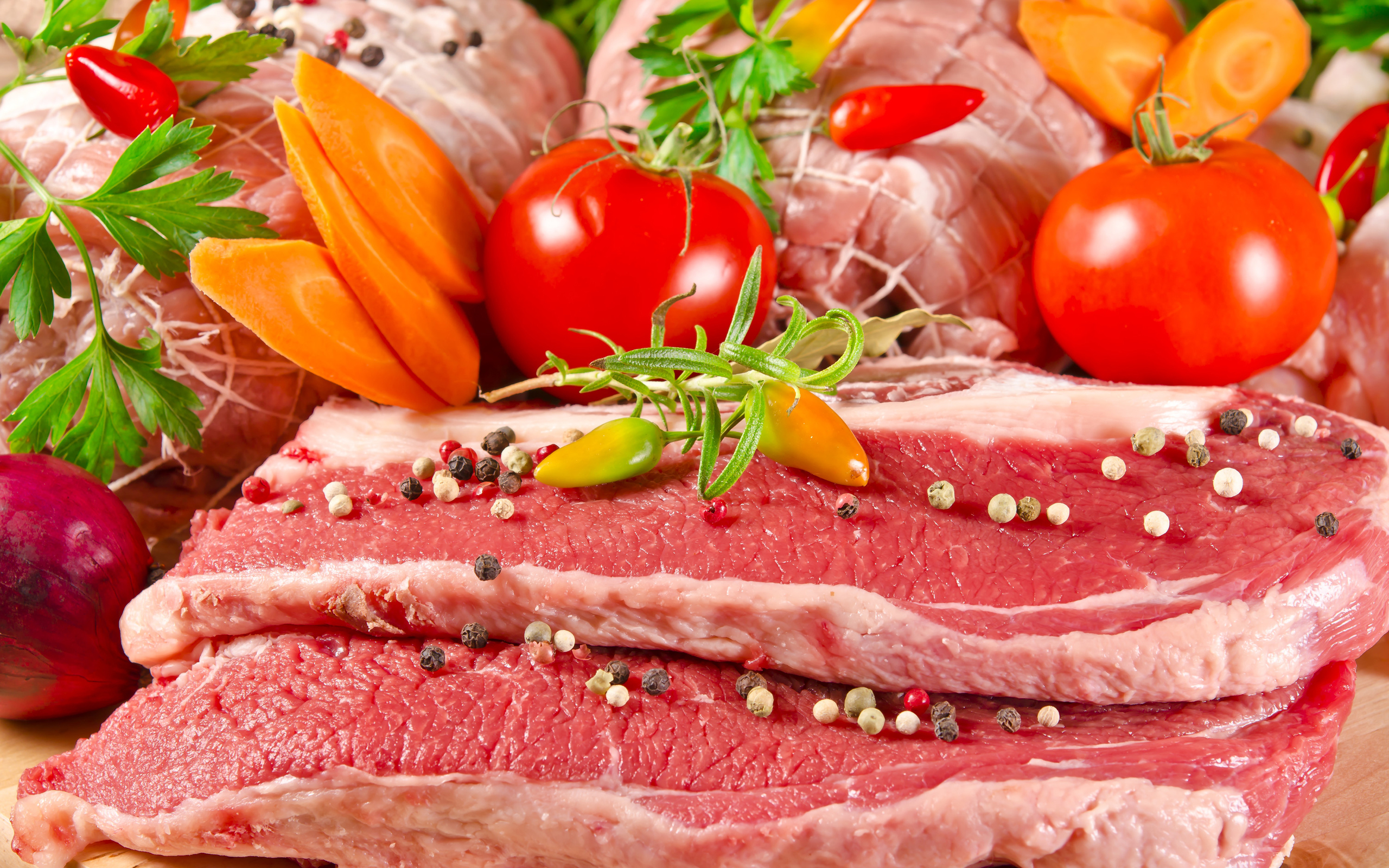 Meat Full Hd Wallpaper And Background 2560x1600 Id 368766