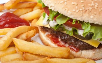 Food - Burger Wallpapers and Backgrounds ID : 368761