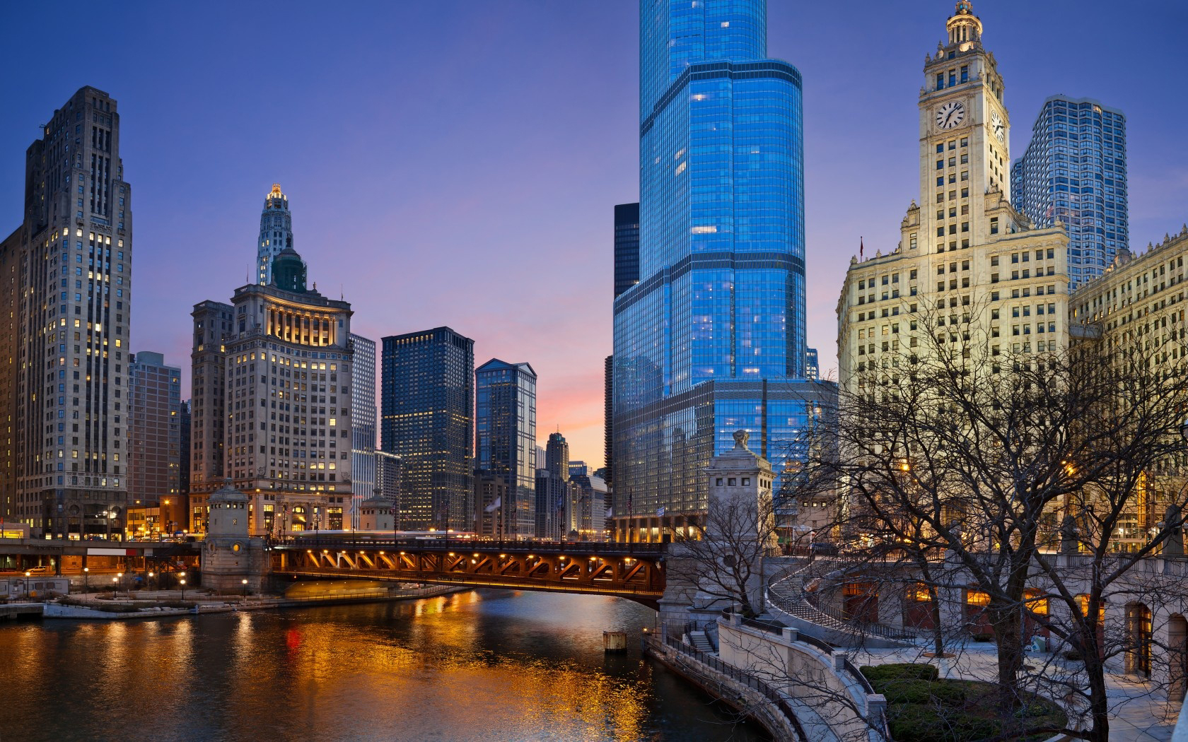 214 chicago hd wallpapers backgrounds wallpaper abyss page 4 - Chicago skyline wallpaper 1920x1080 ...