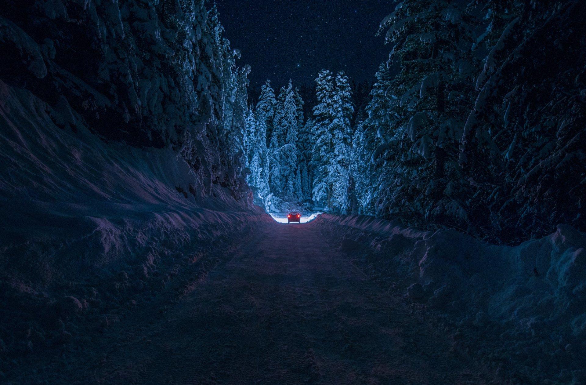 Photography - Winter  Wallpaper
