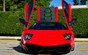 Vehicles - Lamborghini Wallpapers and Backgrounds ID : 369056