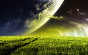 Artistic - Planets Wallpapers and Backgrounds ID : 369553
