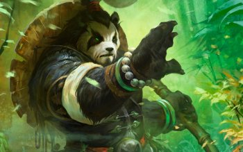 35 World Of Warcraft Mists Of Pandaria Hd Wallpapers Background