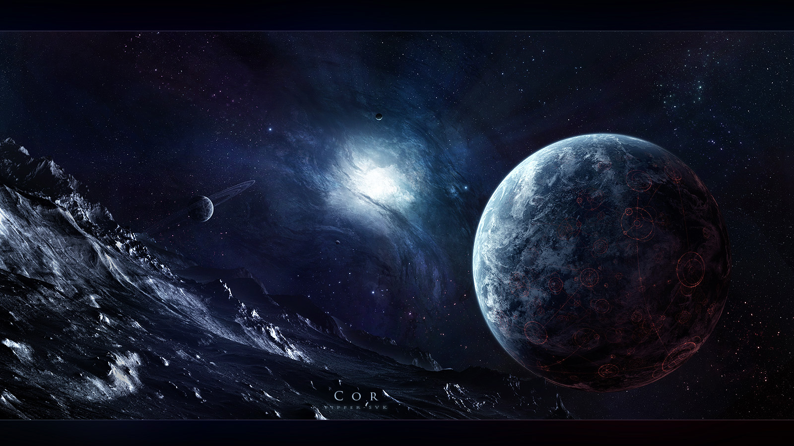 Planets wallpaper and background image 1600x900 id 370167 wallpaper abyss - Wallpapers 1600x900 ...