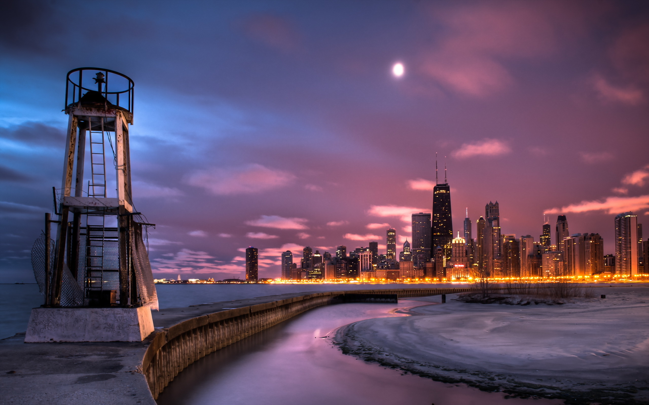 Chicago HD Wallpaper | Background Image | 2560x1600 | ID ...