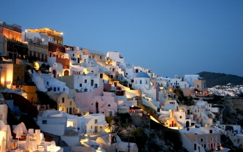 Man Made - Santorini  Wallpapers and Backgrounds ID : 370311