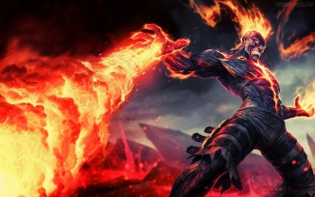 Video Game - League Of Legends Wallpapers and Backgrounds ID : 370403