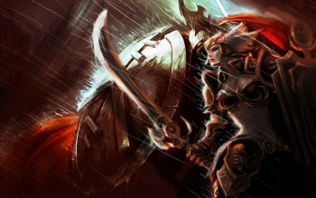 Video Game - League Of Legends Wallpapers and Backgrounds ID : 370466