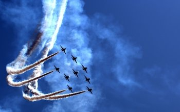 Militär - Air Show Wallpapers and Backgrounds ID : 370866