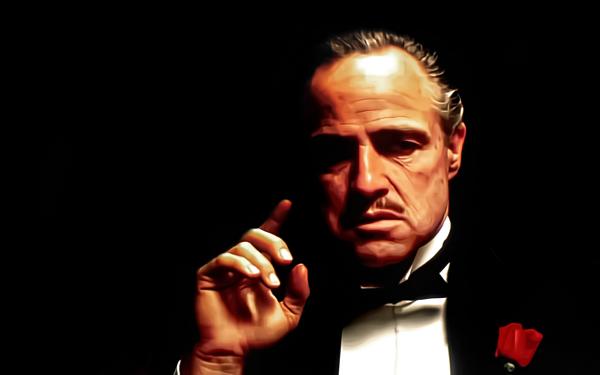 Celebrity Marlon Brando Actors United States The Godfather HD Wallpaper | Background Image