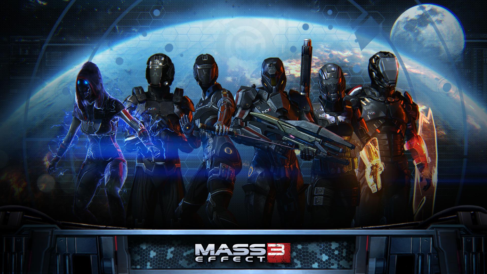 Mass Effect 3 Wallpaper: 344 Mass Effect 3 HD Wallpapers