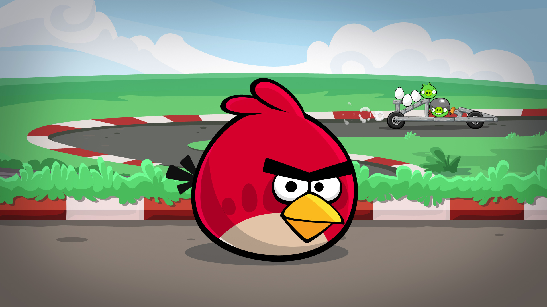 angry birds heikki full hd wallpaper and background image