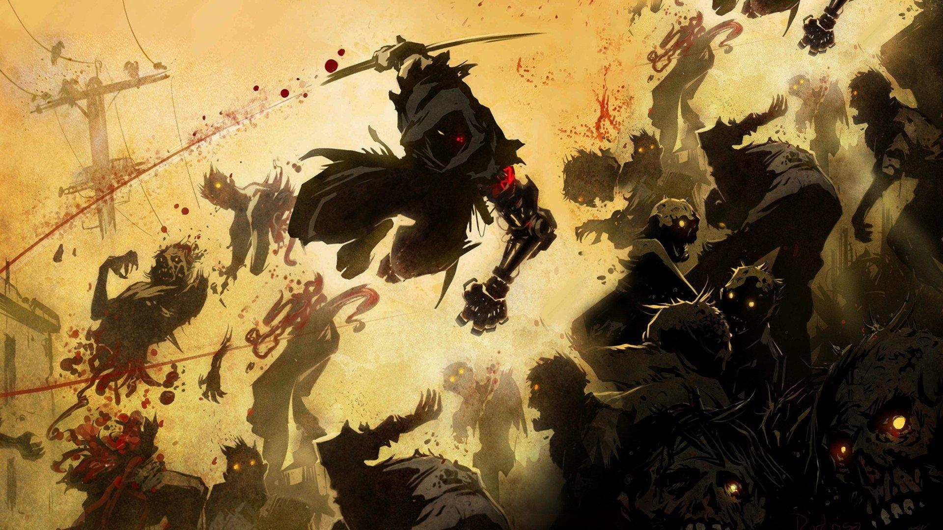 Yaiba Ninja Gaiden Z Hd Wallpaper Background Image 1920x1080 Id 371716 Wallpaper Abyss