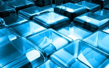 Pattern - Transparent Cubes Wallpapers and Backgrounds ID : 371322