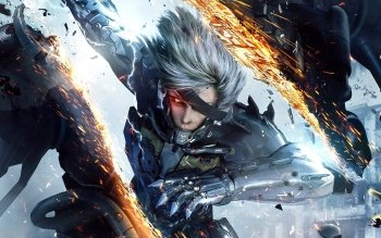 Video Game - Metal Gear Rising: Revengeance Wallpapers and Backgrounds ID : 371350