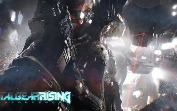 Video Game - Metal Gear Rising: Revengeance Wallpapers and Backgrounds ID : 371377