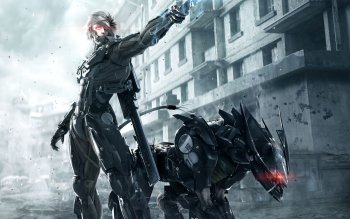 Video Game - Metal Gear Rising: Revengeance Wallpapers and Backgrounds ID : 371574