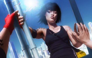 Video Game - Mirror's Edge Wallpapers and Backgrounds ID : 371821