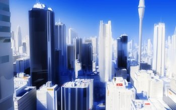 Video Game - Mirror's Edge Wallpapers and Backgrounds ID : 371822