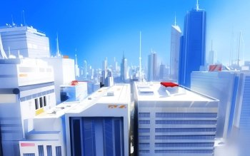 Video Game - Mirror's Edge Wallpapers and Backgrounds ID : 371823