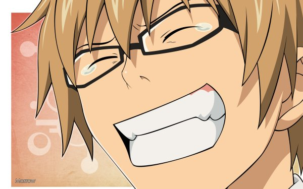 Anime Bakuman Fan Art Vecteur Akito Takagi Fond d'écran HD | Arrière-Plan