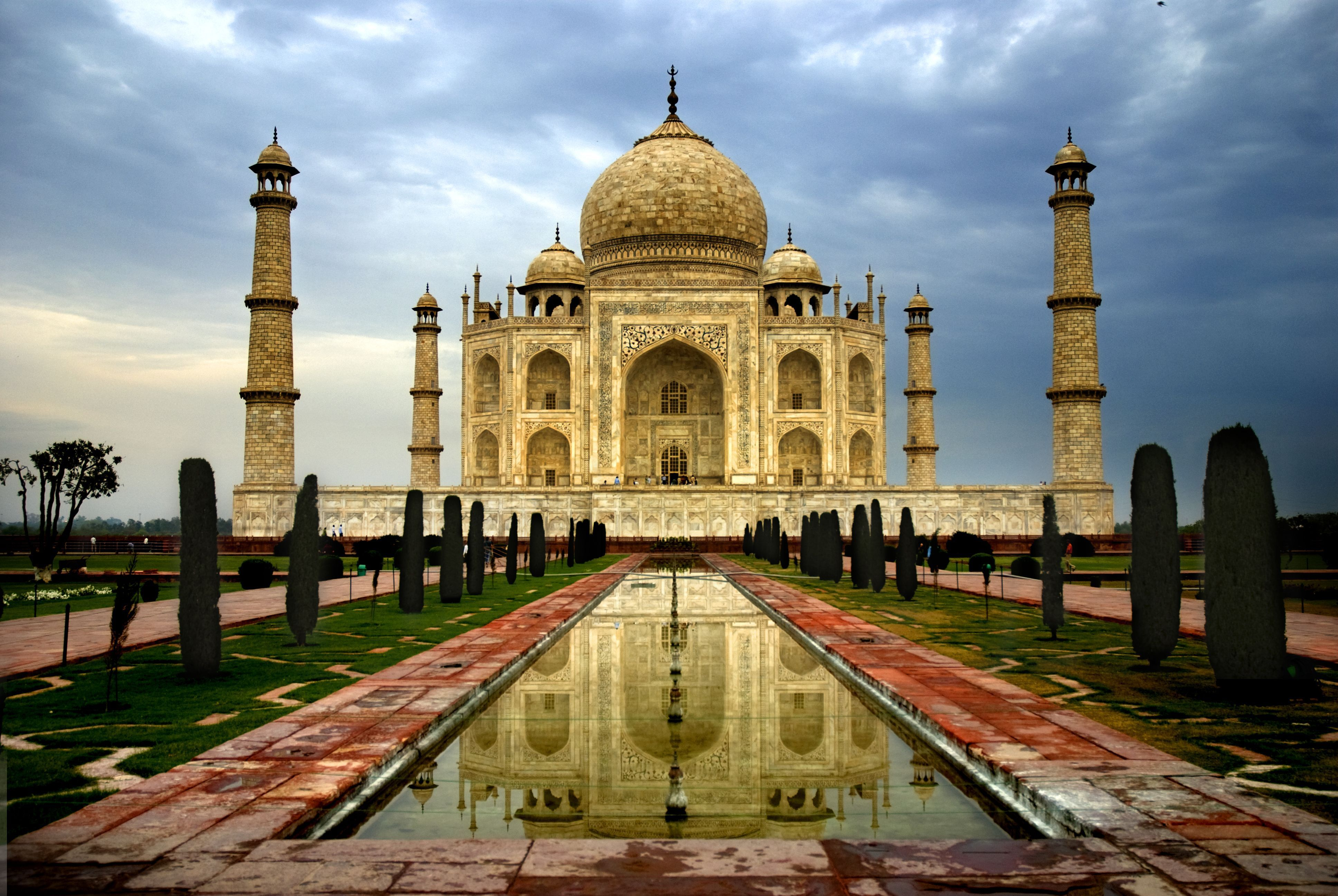 Hd wallpaper taj mahal - Hd Wallpaper Background Id 372233 3872x2592 Man Made Taj Mahal