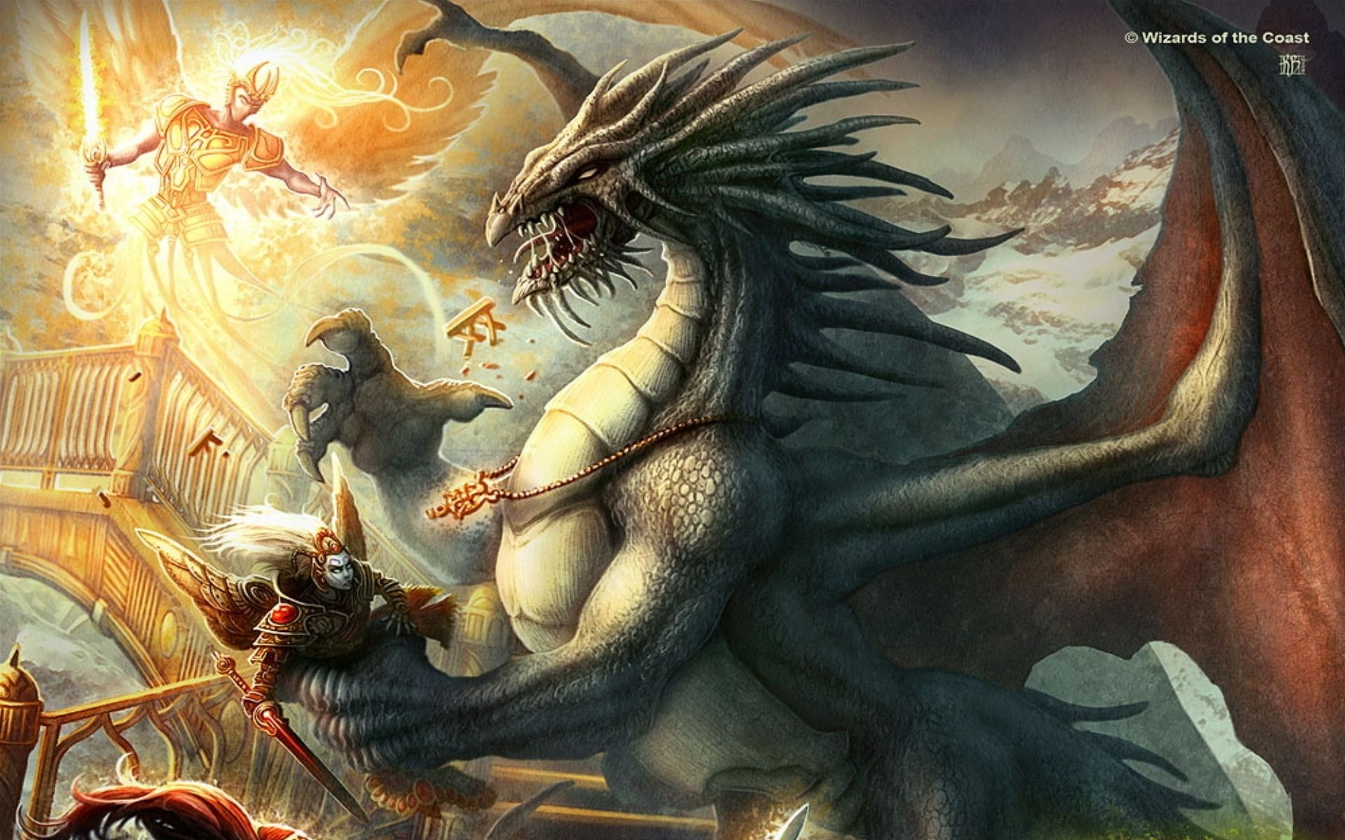 Dungeons Amp Dragons Full Hd Sfondo And Sfondo 1920x1200