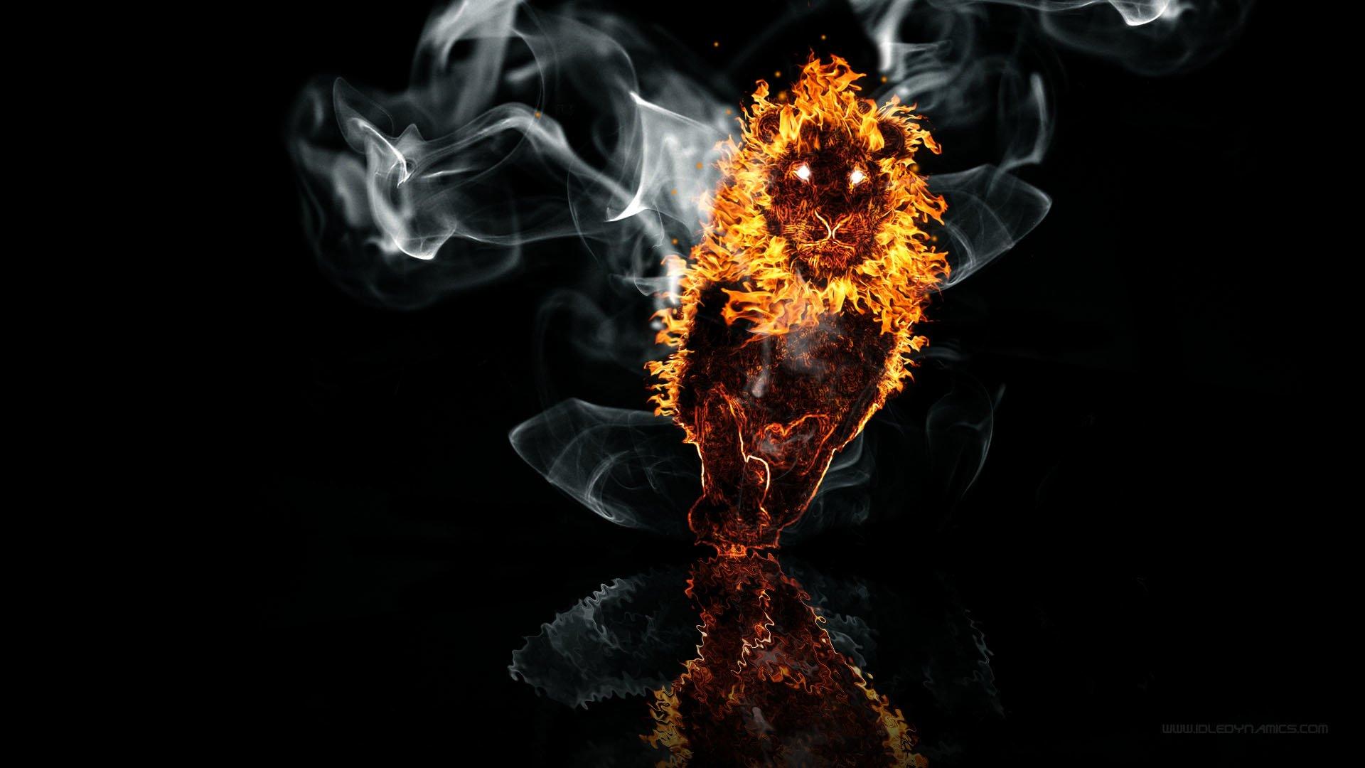 Огонь онлайн