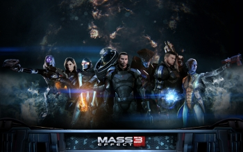 Videojuego - Mass Effect 3 Wallpapers and Backgrounds ID : 372020
