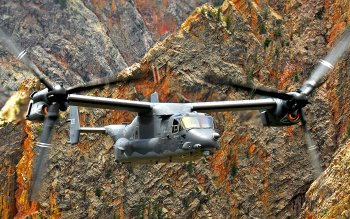 Militärt - Bell Boeing V-22 Osprey Wallpapers and Backgrounds ID : 372237