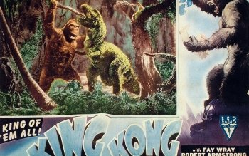 Movie - King Kong Wallpapers and Backgrounds ID : 372442