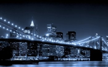 Man Made - Brooklyn Bridge Wallpapers and Backgrounds ID : 372610