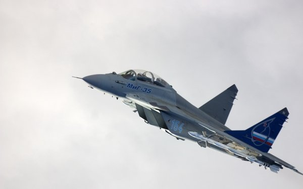 Military Mikoyan MiG-35 Jet Fighters HD Wallpaper   Background Image