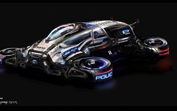 Sci Fi - Vehicle Wallpapers and Backgrounds ID : 373414