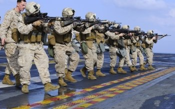 Военные  - Marine Wallpapers and Backgrounds ID : 373577