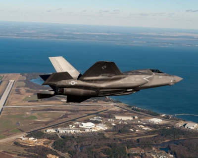 Military - lockheed martin f-35 lightning ii Wallpapers and Backgrounds