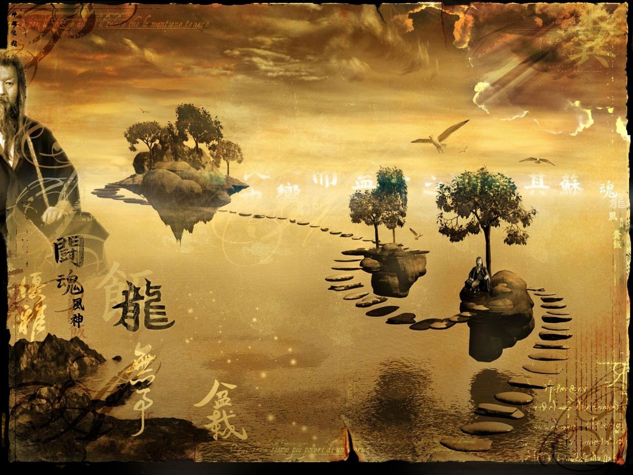 chinese painting wallpapers android - photo #21