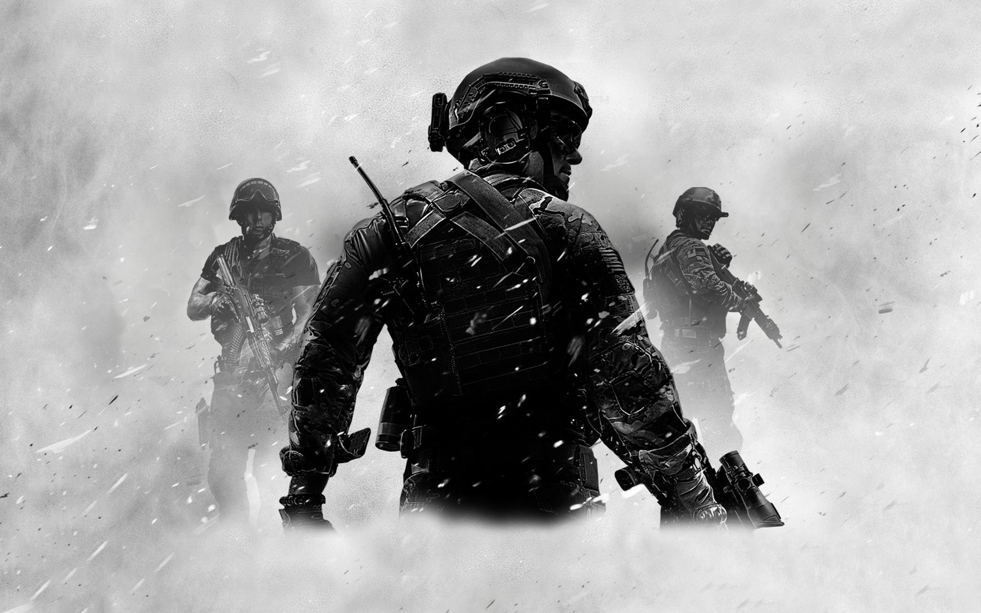 Call Of Duty Modern Warfare 3 Full HD Wallpaper And Background