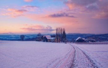Photography - Winter Wallpapers and Backgrounds
