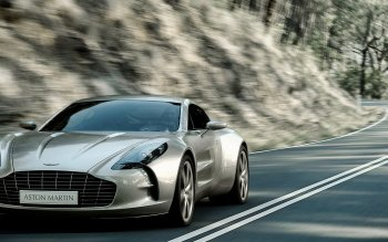 Vehículos - Aston Martin One-77 Wallpapers and Backgrounds ID : 374643