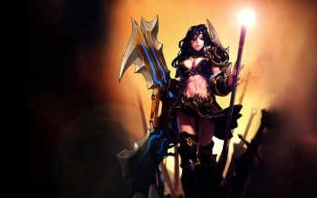 Video Game - League Of Legends Wallpapers and Backgrounds ID : 374810
