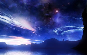 Fantasy - Landscape Wallpapers and Backgrounds ID : 374877