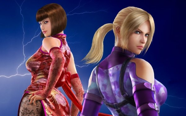 Video Game - tekken tag tournament 2 Wallpapers and Backgrounds