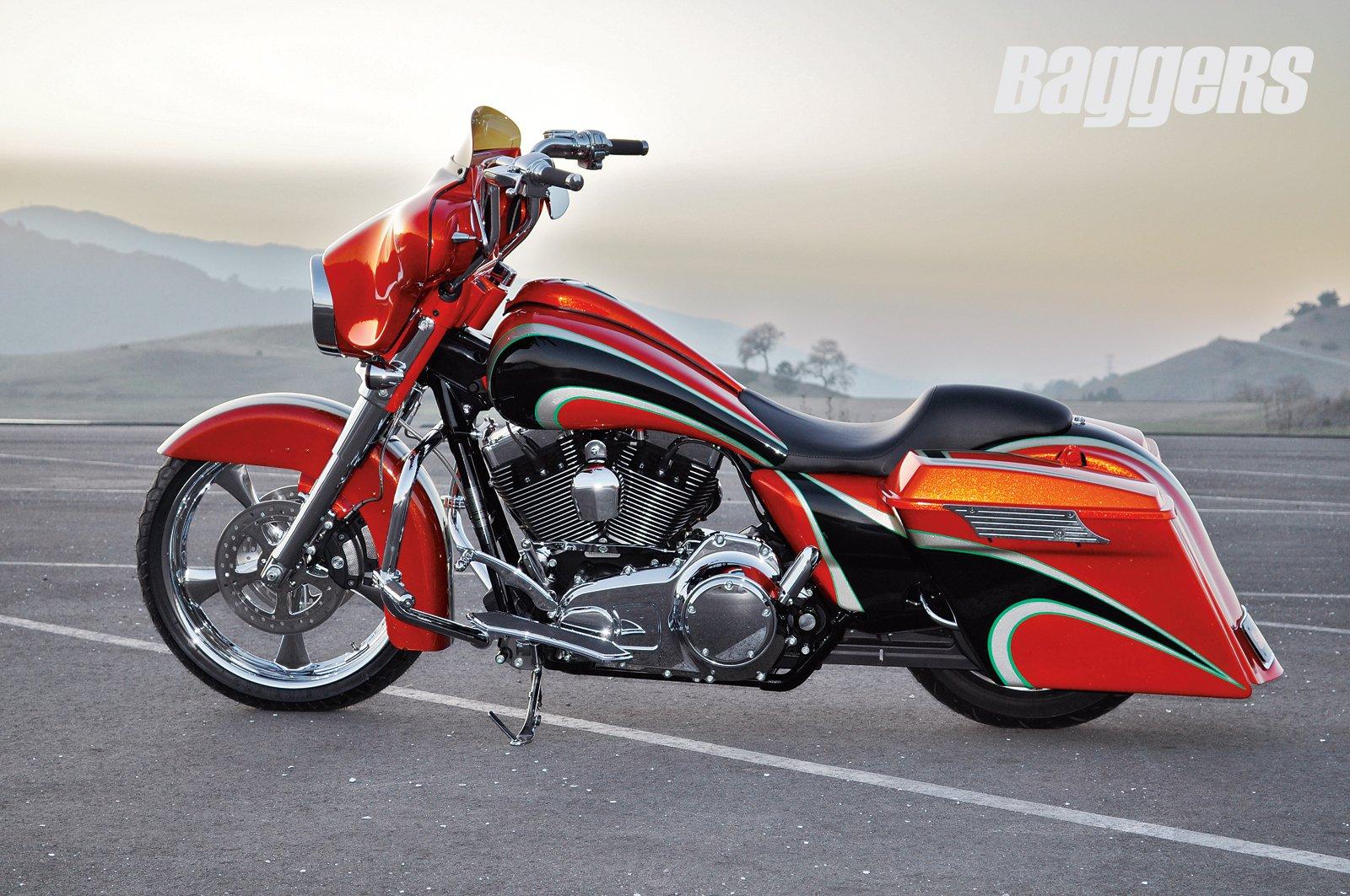 motorcycle harley street glide wallpaper - photo #1